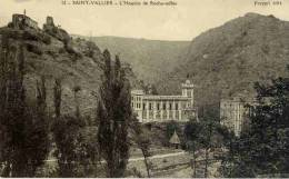 CPA 26 SAINT-UZE / SAINT-BARTHÉLEMY-DE-VALS - L'Hospice De Roche-Taillée - (environs De Valence) - Andere Gemeenten