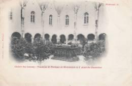 Dép. 56 - Ploërmel, Le... -  Pionnière - Cloître Des Carmes. - Tombeau De Philippe De Montauban Et D'Anne Du Chastellier - Ploërmel