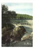 cp, 87, Saint-Junien, Barrage du Gu� Giraud