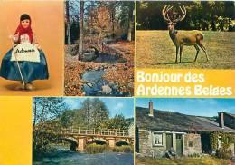CPM - Bonjour Des Ardennes Belges (CIM, 3 CP 80 1356) - Belgique