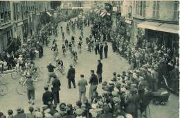 VENDOME  Course Paris Tours  1938 - Vieux Papiers