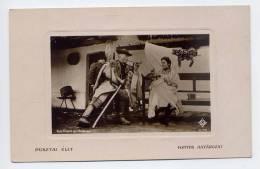 Hongrie--Pusztai élet--Fontos Hatarozat  --animée,belle Carte Glacée--n° U119 Kiss Ferenc 1907 Budapest - Hongrie