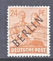 Germany Berlin  9N 9    (o) - [5] Berlin