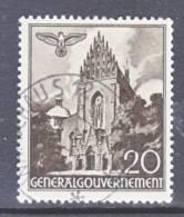 Germany Occupation Poland N 62  (o) - Occupation 1938-45