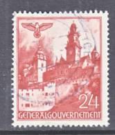 Germany Occupation Poland N 63  (o) - Occupation 1938-45
