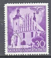 Germany Occupation Poland N 64  (o) - Occupation 1938-45