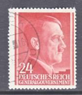 Germany Occupation Poland N 83  (o) - Occupation 1938-45