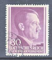 Germany Occupation Poland N 84  (o) - Occupation 1938-45