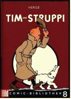 Tim Und Struppi  ,  Comic-Bibliothek Buch - Der Sonnentempel - Der Fall Bienlein - Die Sieben Kristallkugeln - Tim Und Struppi (Tintin)