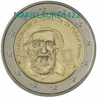 2 EURO COMMEMORATIVE 2012 L´ABBE PIERRE - Francia