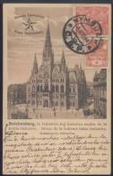 W486 REICHENBERG ( ESPERANTO ) - Wuerzburg
