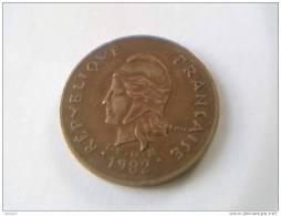 100 Francs 1982 - Polynésie Française - TTB - - Polynésie Française