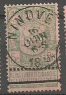68  Obl  Ninove (+70) - 1894-1896 Ausstellungen