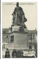 CPA -SAINT QUENTIN -MONUMENT DU 8 OCTOBRE 1870 -Aisne (02) - - Saint Quentin