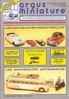 ARGUS De La MINIATURE N° 107 - Excellent état - Catalogues & Prospectus