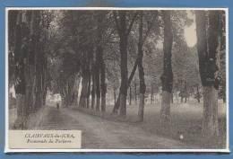 39 - CLAIRVAUX --  Promenade Du Parterre - Clairvaux Les Lacs