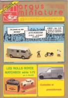 ARGUS De La MINIATURE N° 117 - Excellent état - Catalogues & Prospectus