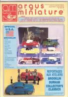 ARGUS De La MINIATURE N° 137 - Excellent état - Catalogues & Prospectus