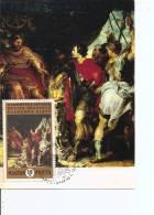 Rubens ( CM De Hongrie De 1970 Avec Timbre De BF à Voir) - Rubens