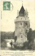3 - Environs De Vannes - Les Tours D'Elven- Forteresse De Largouët- La Tour Du Connétable - France