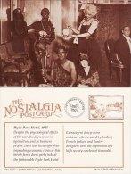 Postcard Fancy Dress Party Hyde Park Hotel London 1925 Nostalgia - Events