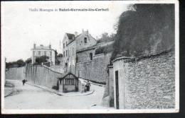 91 - VIEILLE MONTAGNE DE SAINT GERMAIN LES CORBEIL - France