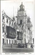 PERU - LIMA - PALACIO ARZOBISPAL Y CATEDRAL RP - Peru
