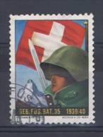 FP 440 - INFANTERIE - GEB. FÜS. BAT. 85 - Vignettes