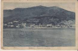 Savona - Spotorno - Panorama Dal Mare - Savona