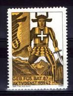 FP 481 - INFANTERIE - GEB. FÜS. BAT. 87 - Poste Militaire