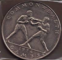 SAMOA 1 TALA 1974  COMMONWEALTH GAMES  BOXE