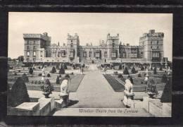 38687   Regno  Unito,  Windsor  Castle  From  The  Terrace,  NV - Windsor Castle