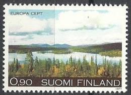 1977 EUROPA CEPT TURISMO FINLANDIA MNH ** - Europa-CEPT