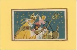 Chromo Ou Image - Illustrateur J. Gouppy  -   Saint-Nicolas, Jouets, Angelot - - Altri