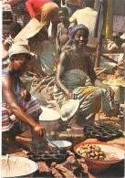 CPM Haute Volta - Banfora - Préparation De Beignets Sur Le Marché - Burkina Faso