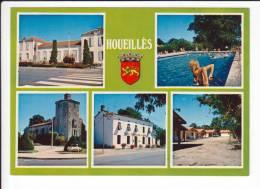 CP - HOUILLES - Multivue - Other Municipalities