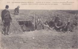 - 311 - ALBERT - La Grande Guerre 1914-15 - Bataille De La Somme - Tranchées Françaises - Aviateur Marc Pourpe - Albert