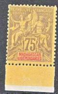 MADAGASCAR TYPE GROUPE N� 39 NEUF** TTB