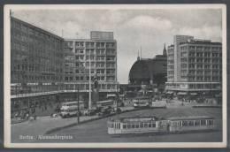 BERLIN - Alexanderplatz - Munier 1767 - (Tramway) - Mitte