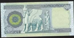 IRAQ   P92    500   DINARS     2004      UNC. - Iraq