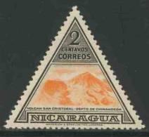 Nicaragua 1947 Mi 960 ** San Cristobal Volcano / Vulkan San Cristobal / Volcan / Vulkaan - Volcanos