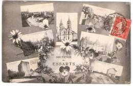 LES ESSARTS Fantaisie Souvenir (Poupin) Vendée (85) - Les Essarts