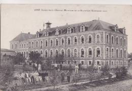 ¤¤  -  LEGE  -  Hôpital Militaire De La Visitation ( Campagne 1914)  - Santé Militaire  -  ¤¤ - Legé