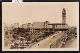 Central Railway - Sydney N. S. W.  (10´214) - Sydney