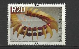 SOUTH AFRICA 2010 - HANDICRAFTS R20 - USED OBLITERE GESTEMPELT USADO - Afrique Du Sud (1961-...)