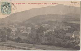 CPA 70 PLANCHER BAS Vue D'ensemble Prise Du Fahy La Papeterie 1904 - France
