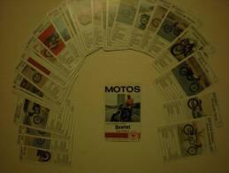 Cartes De Familles, Motos - Unclassified