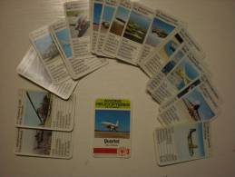Cartes De Familles Avions, Hélicoptères - Unclassified