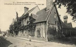 66194 - Dives Sur Mer (14) L'Hostellerie De Guillaume Le Conquérant - Dives
