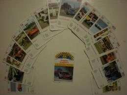 Jeux De Cartes De Famille, Dragster - Autres Collections